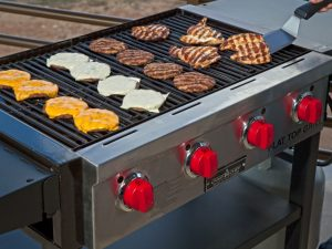 Camp Chef Flat Top LP Grill