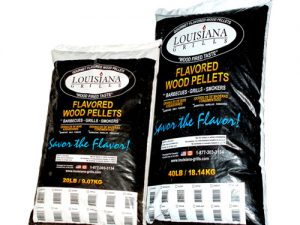 Louisiana Grills Flavored Wood Pellets
