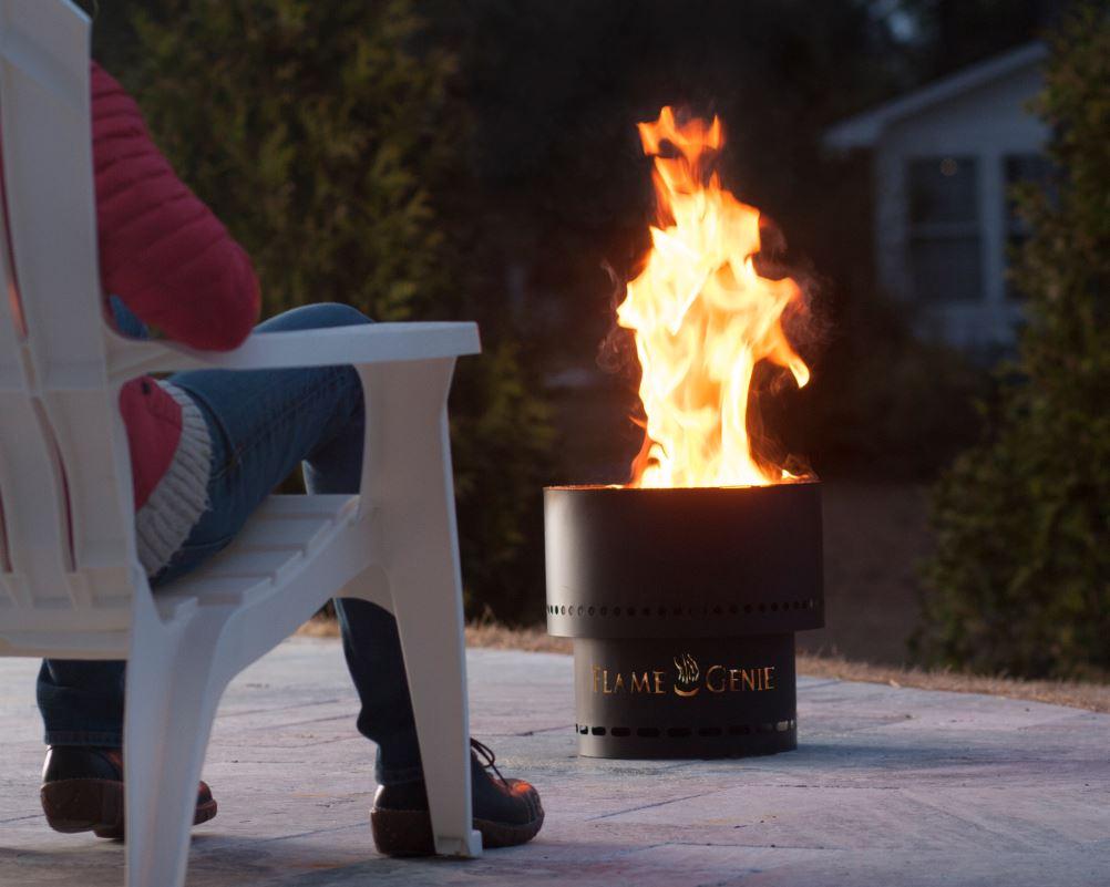 Flame Genie Mace Energy Supply