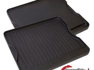 Reversible Grill Griddle Burner