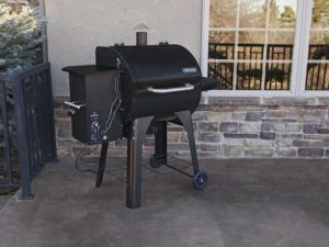 Camp Chef Smoke-Pro SG-24 Pellet BBQ Grill