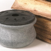 Soapstone Steamer