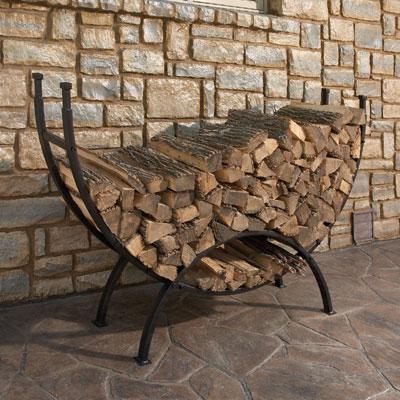 Wood Rack 1