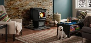 Pellet stoves keep your home warm all winter